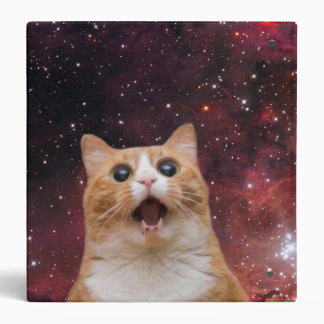 scaredy cat in space 3 ring binders