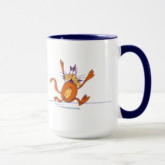 Scaredy Cat Mug