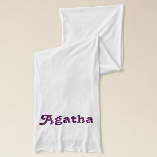 Scarf Agatha