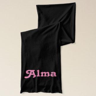 Scarf Alma