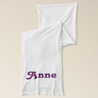 Scarf Anne