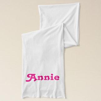 Scarf Annie