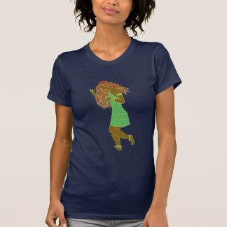 Scarlet Begonias T-Shirt