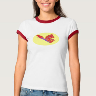 Scarlet Flight - shirt
