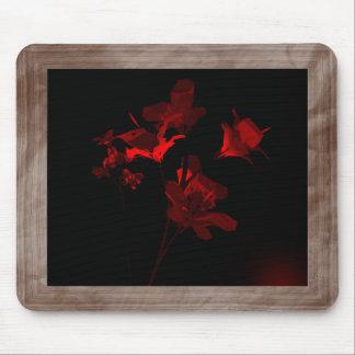 Scarlet Foil Bouquet ~Mouse Pad~ Mouse Pad