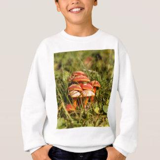 Scarlet hood fungi, Hygrocybe coccinea Sweatshirt