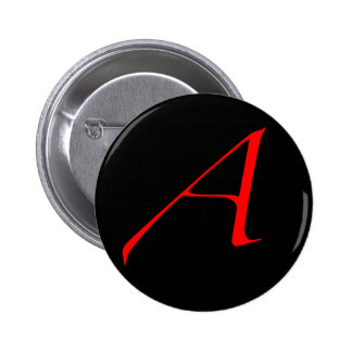 scarlet letter 2 inch round button