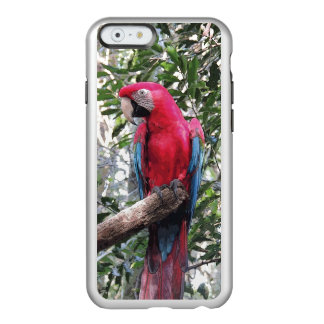 Scarlet Macaw bird - iPhone 6/6s Feather® Shine, S Incipio Feather® Shine iPhone 6 Case