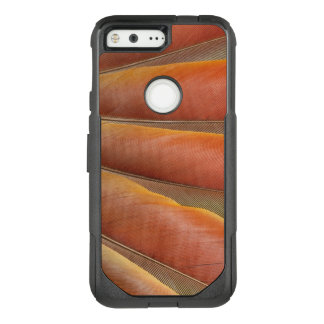 Scarlet Macaw Red-Orange Feathers OtterBox Commuter Google Pixel Case