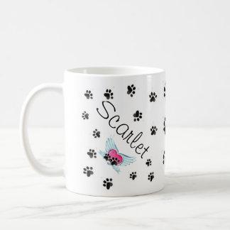 Scarlet mug