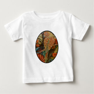 Scarlet Parrot Baby T-Shirt