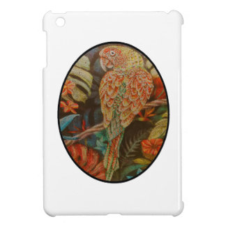 Scarlet Parrot Case For The iPad Mini