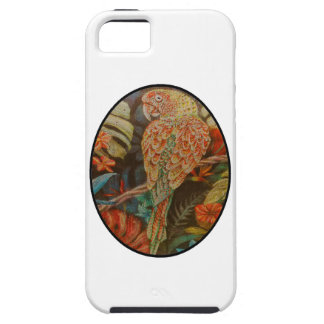 Scarlet Parrot iPhone 5 Covers