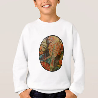 Scarlet Parrot Sweatshirt