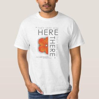 Scarlet Pimpernel Quote - Classic Literature T-Shirt