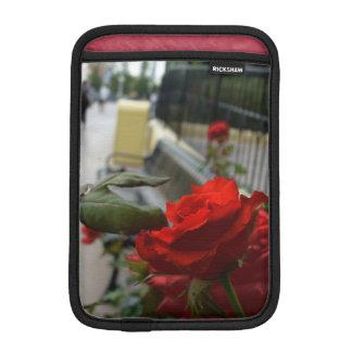 Scarlet Rose iPad Mini Case Sleeve For iPad Mini