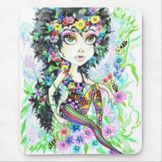 Scarlett Fairy Fantasy Art Mousepad