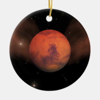 Scars of Mars Ceramic Ornament