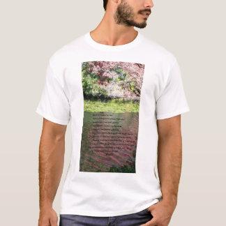 scars poem shirt