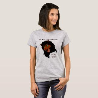 """""""Scars"""" Rehema Quote (women's T-shirt) T-Shirt"""