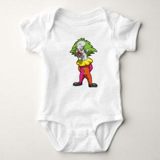 Scary Baby Jersey Bodysuti Shirts