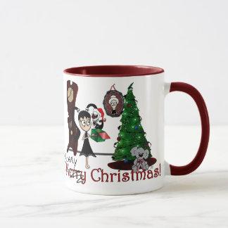 'Scary Christmas' Mug