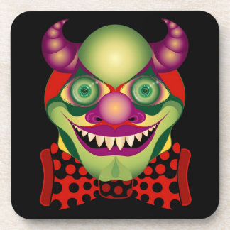 Scary Clown awesomely horrific coaster