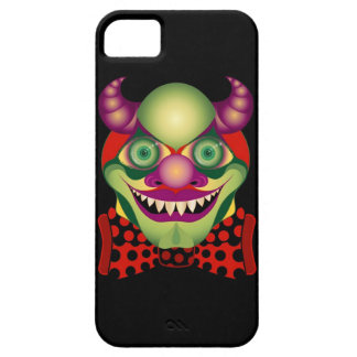Scary Clown awesomely horrific iPhone 5 case