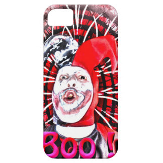 scary clown iPhone 5/5S cases