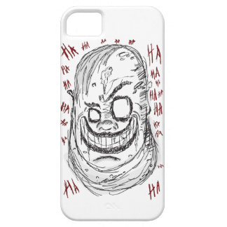 Scary Clown case iPhone 5 Cover