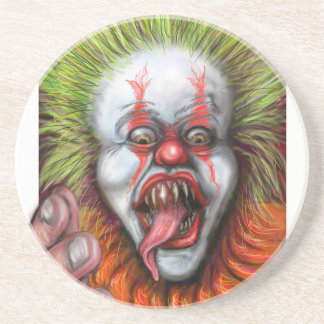 scary Clown Coaster