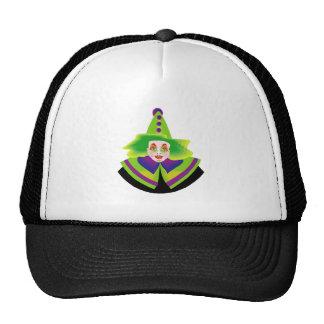 Scary Clown Hat