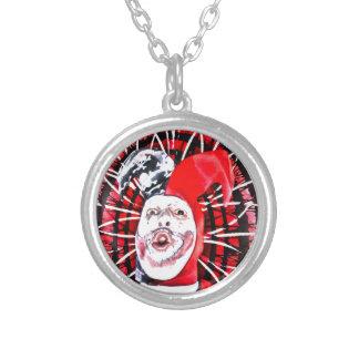 scary clown jewelry