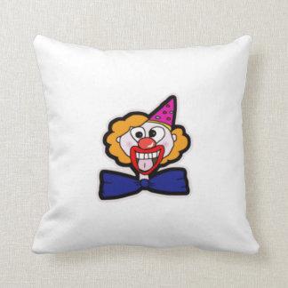 Scary Clown Pillows