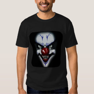 Scary Clown Tee Shirt