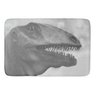 Scary Dinosaur Bath Mat