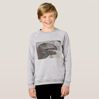 Scary Dinosaur Sweatshirt