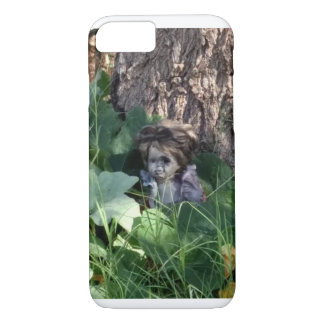 Scary doll iPhone 8/7 case