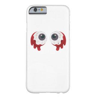 Scary Eye Ball Halloween Eyeballs Freaky Barely There iPhone 6 Case