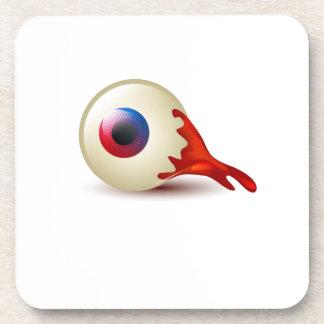 Scary Eye Ball Halloween Eyeballs Freaky Coaster