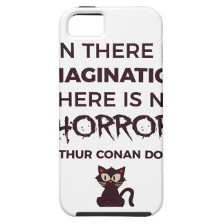 Scary Frightening Horror Halloween Design Case For The iPhone 5