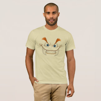 Scary Ghost Halloween T Shirt
