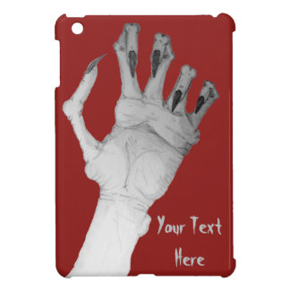 Scary gruesome monster hand with long nails art case for the iPad mini
