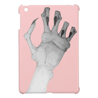 Scary gruesome monster hand with long nails art iPad mini cases