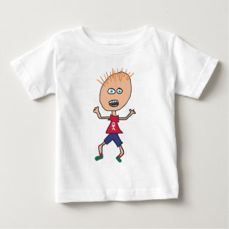 Scary Guy Baby T-Shirt