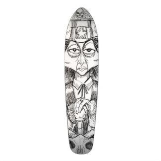 Scary Guy Skateboard Decks