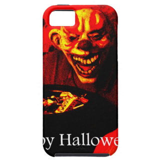 Scary Halloween Clown Design iPhone 5/5S Case