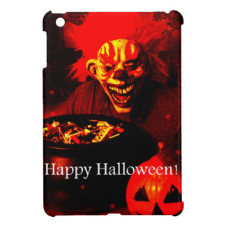 Scary Halloween Clown Design Cover For The iPad Mini