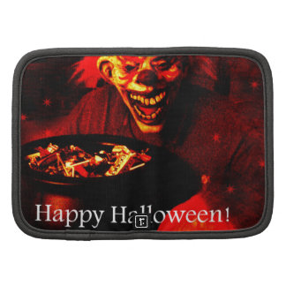 Scary Halloween Clown Design Planners