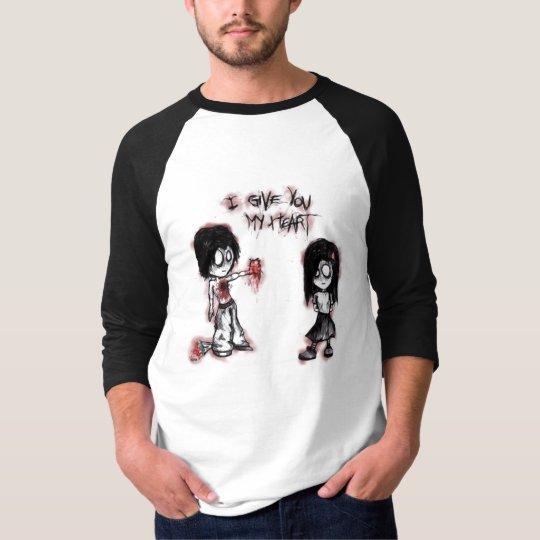 scary heart T-Shirt